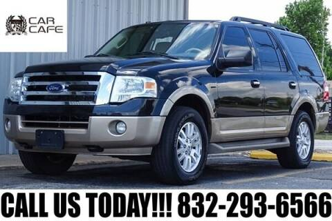 2013 Ford Expedition for sale at CAR CAFE LLC in Houston TX