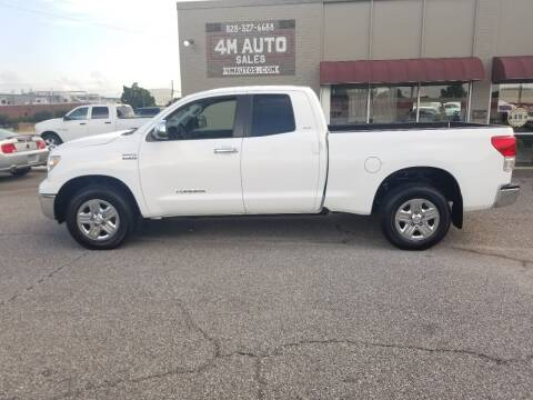 2012 Toyota Tundra for sale at 4M Auto Sales | 828-327-6688 | 4Mautos.com in Hickory NC