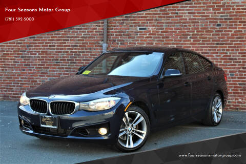 2015 BMW 3 Series for sale at Four Seasons Motor Group in Swampscott MA