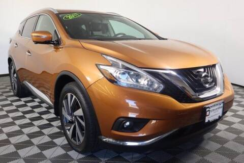 2017 Nissan Murano for sale at Virtue Motors in Darlington WI