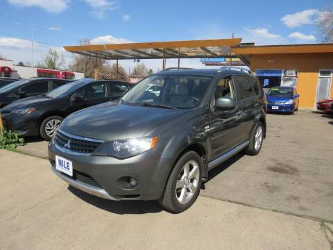 2009 Mitsubishi Outlander for sale at Nile Auto Sales in Denver CO
