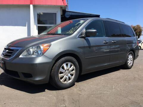 2008 Honda Odyssey for sale at Auto Max of Ventura in Ventura CA