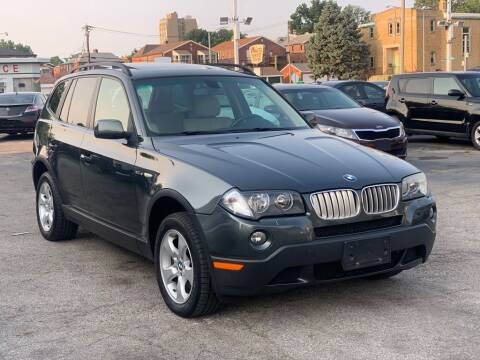 2007 BMW X3 for sale at IMPORT Motors in Saint Louis MO