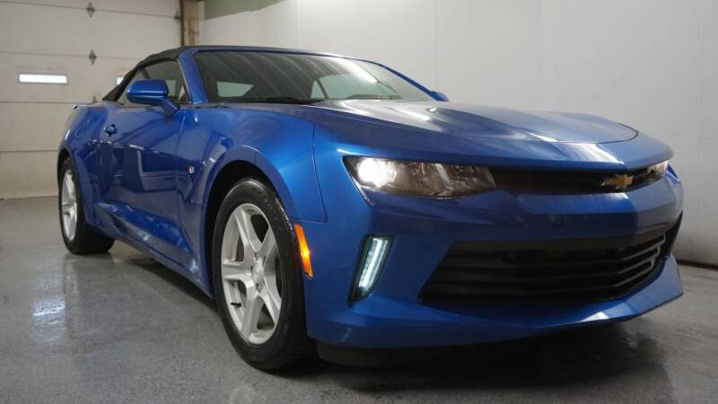 2017 Chevrolet Camaro for sale at World Auto Net in Cuyahoga Falls OH