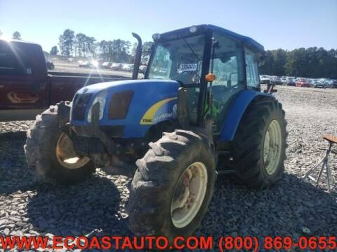 2015 New Holland T5060 for sale at East Coast Auto Source Inc. in Bedford VA