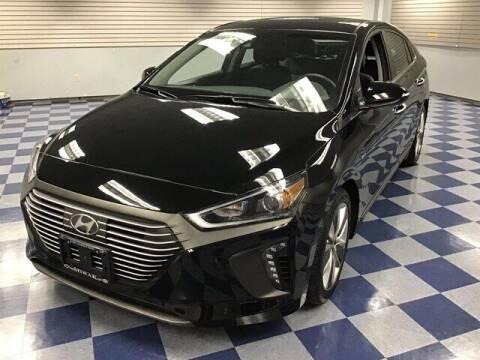 2019 Hyundai Ioniq Hybrid for sale at Mirak Hyundai in Arlington MA