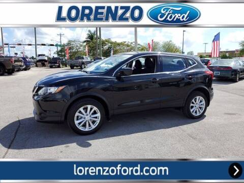2018 Nissan Rogue Sport for sale at Lorenzo Ford in Homestead FL