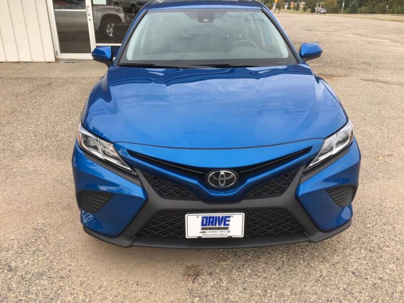 2019 Toyota Camry SE 4dr Sedan - Rugby ND