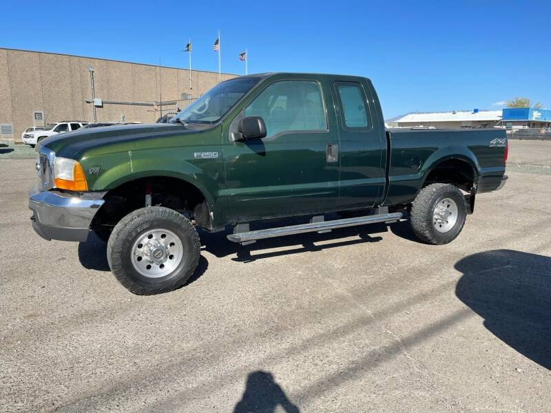2000 Ford F-250 Super Duty for sale at Mikes Auto Inc in Grand Junction CO