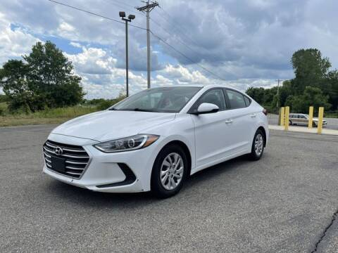 2018 Hyundai Elantra for sale at Instant Auto Sales in Chillicothe OH