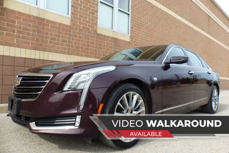 2017 Cadillac CT6 for sale at Macomb Automotive Group in New Haven MI