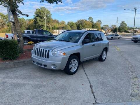 2007 Jeep Compass for sale at Kelly & Kelly Auto Sales in Fayetteville NC