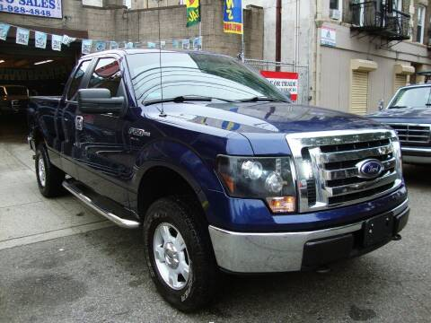2009 Ford F-150 for sale at Discount Auto Sales in Passaic NJ