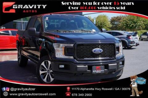 2020 Ford F-150 for sale at Gravity Autos Roswell in Roswell GA