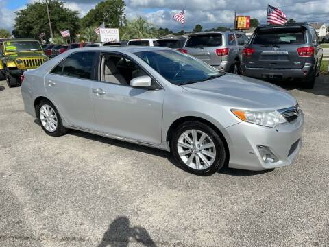 2014 Toyota Camry for sale at Rodgers Enterprises in North Charleston SC