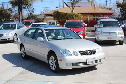 2001 Lexus GS 300 for sale at Car 1234 inc in El Cajon CA
