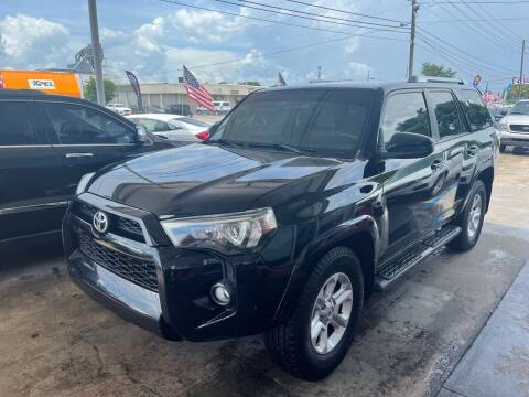 2015 Toyota 4Runner for sale at P J Auto Trading Inc in Orlando FL