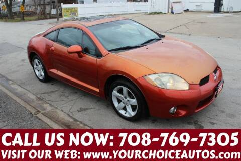 2006 Mitsubishi Eclipse for sale at Your Choice Autos in Posen IL