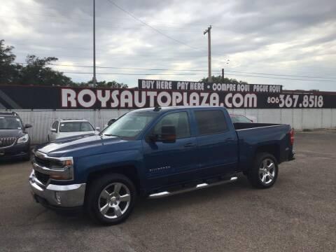 2017 Chevrolet Silverado 1500 for sale at Roy's Auto Plaza 2 in Amarillo TX