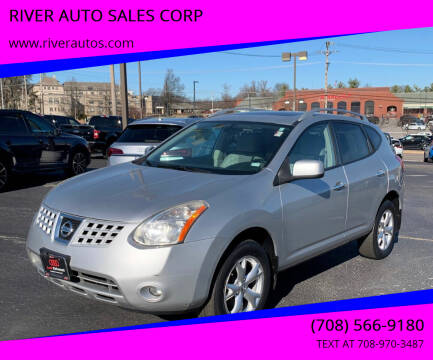 2010 Nissan Rogue for sale at RIVER AUTO SALES CORP in Maywood IL