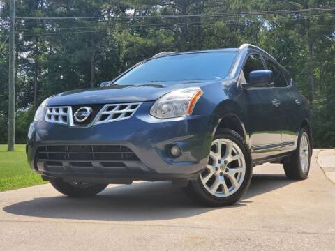2013 Nissan Rogue for sale at Dynasty Auto Brokers in Marietta GA