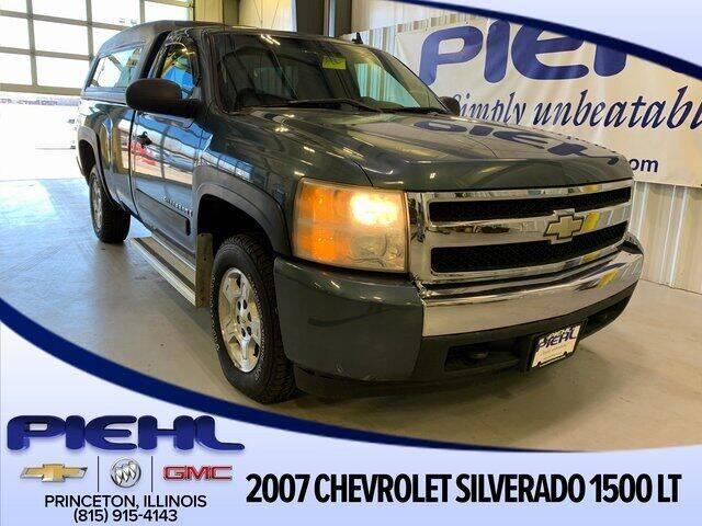 2007 Chevrolet Silverado 1500 for sale at Piehl Motors - PIEHL Chevrolet Buick Cadillac in Princeton IL