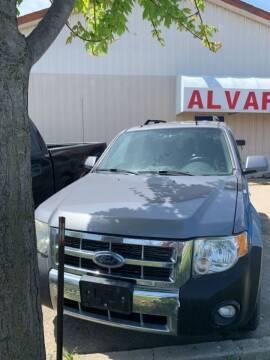 2008 Ford Escape for sale at ALVAREZ AUTO SALES in Des Moines IA