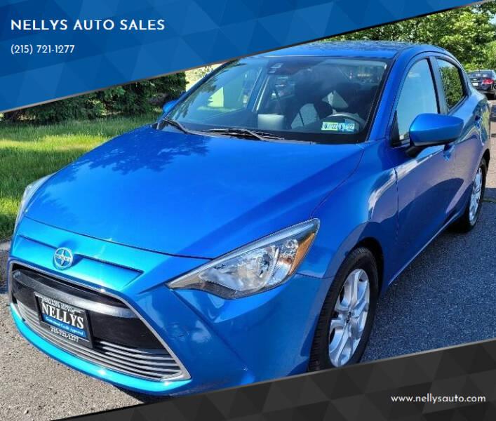 2016 Scion iA for sale at NELLYS AUTO SALES in Souderton PA