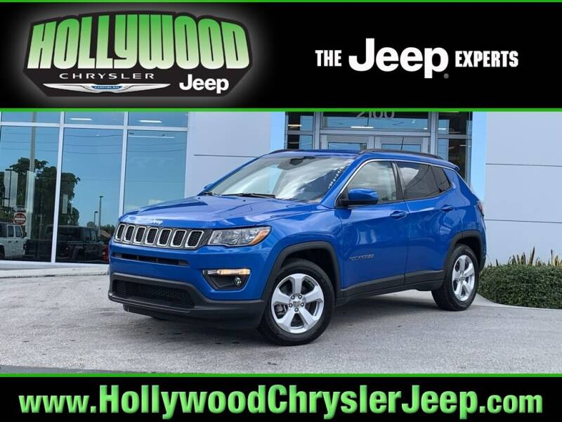 2021 Jeep Compass for sale in Hollywood, FL