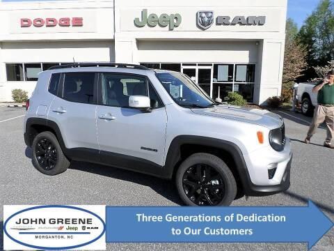 2019 Jeep Renegade for sale at John Greene Chrysler Dodge Jeep Ram in Morganton NC