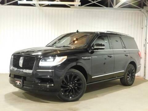 2020 Lincoln Navigator for sale at Bulldog Motor Company in Borger TX
