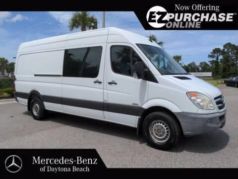 2012 Mercedes-Benz Sprinter Cargo for sale at Mercedes-Benz of Daytona Beach in Daytona Beach FL