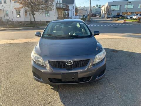 2009 Toyota Corolla for sale at Auto Sales on Broadway in Norwood MA