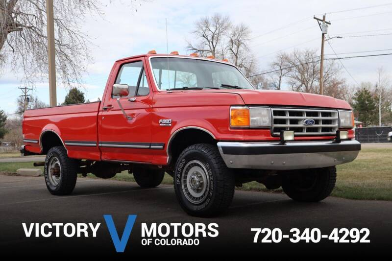 1987 Ford F-250 for sale in Longmont, CO