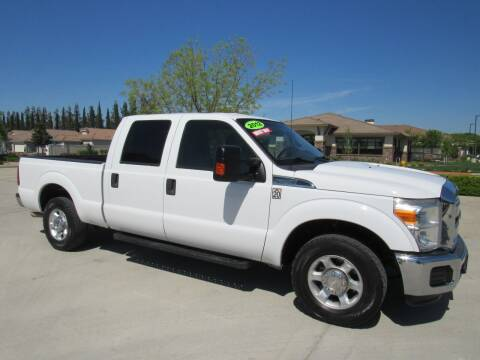 2013 Ford F-250 Super Duty for sale at 2Win Auto Sales Inc in Oakdale CA
