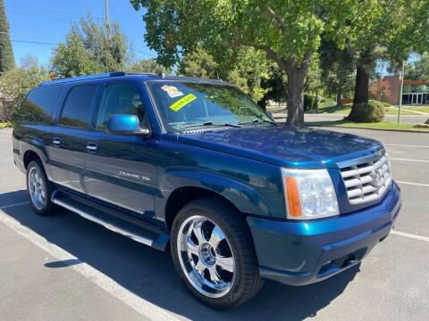 2005 Cadillac Escalade ESV for sale at 7 STAR AUTO in Sacramento CA