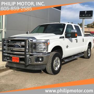 2011 Ford F-250 Super Duty for sale at Philip Motor Inc in Philip SD