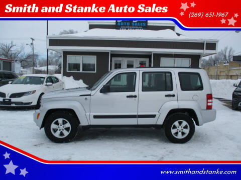 2012 Jeep Liberty for sale at Smith and Stanke Auto Sales in Sturgis MI