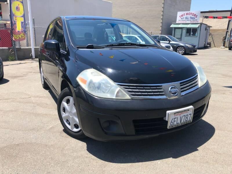 2009 Nissan Versa for sale at TMT Motors in San Diego CA