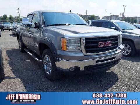 2009 GMC Sierra 1500 for sale at Jeff D'Ambrosio Auto Group in Downingtown PA
