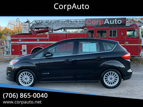 2013 Ford C-MAX Hybrid for sale at CorpAuto in Cleveland GA