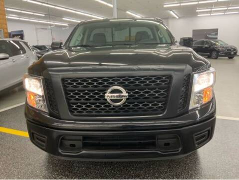 2018 Nissan Titan for sale at Dixie Motors in Fairfield OH