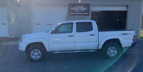 2014 Toyota Tacoma for sale at Jack Foster Used Cars LLC in Honea Path SC