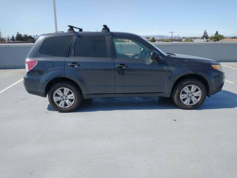 2010 Subaru Forester for sale at AUCTION SERVICES OF CALIFORNIA in El Dorado CA