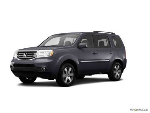 2014 Honda Pilot for sale at Ken Wilson Ford in Canton NC