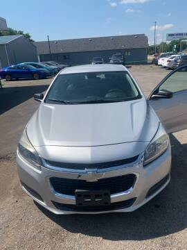 2014 Chevrolet Malibu for sale at Unique Motors in Wichita KS