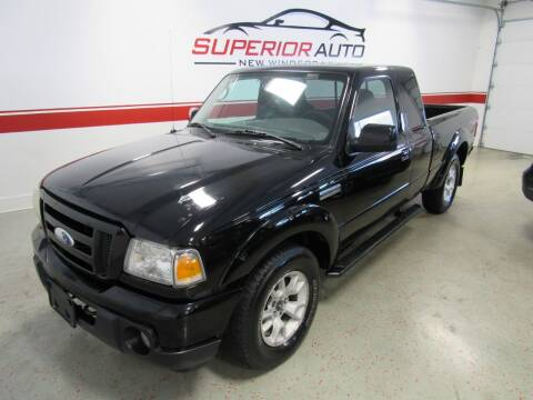 2008 Ford Ranger for sale at Superior Auto Sales in New Windsor NY
