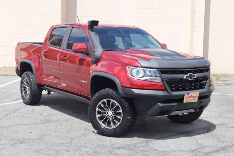 2018 Chevrolet Colorado for sale at El Compadre Trucks in Doraville GA