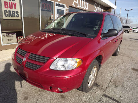2007 Dodge Grand Caravan for sale at Arko Auto Sales in Eastlake OH