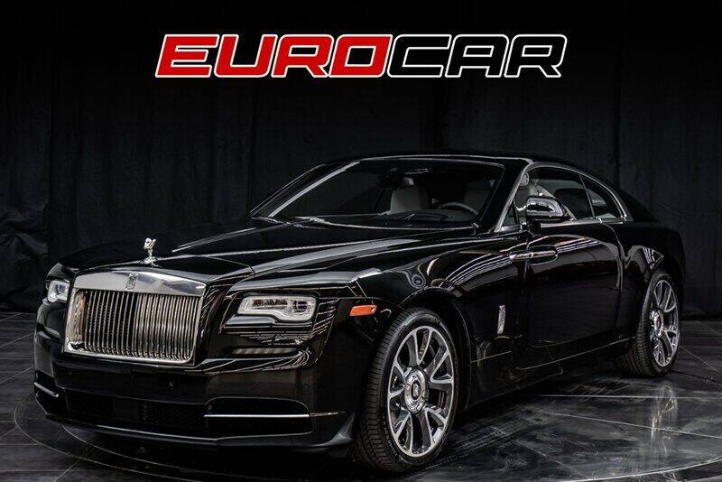 2019 Rolls-Royce Wraith for sale in Costa Mesa, CA